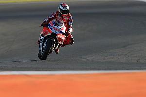 Lorenzo sebut progress  2018 Ducati tak sebaik rivalnya