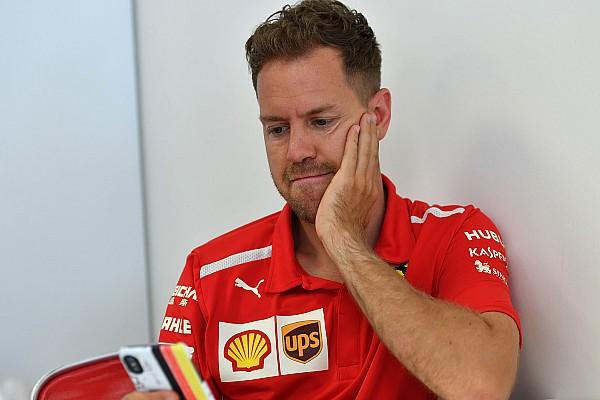 Stop/Go Livefeed Vettel semmit sem tud a rejtélyes karról a kormányán