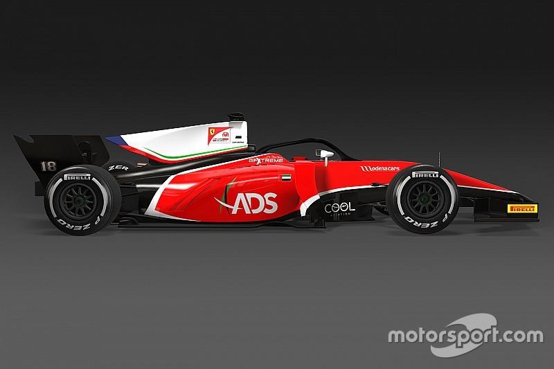 Команда-дебютант Ф2 Charouz підписала юніорів Ferrari