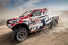Dakar Ten Brinke houdt stand in top-4: