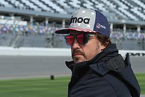 IMSA Testbericht Vortest 24h Daytona: Alonso mit Premiere, Albuquerque mit Bestzeit