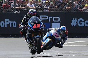 Moto2 I più cliccati Fotogallery: Pecco Bagnaia firma la tripletta in Moto2 a Le Mans