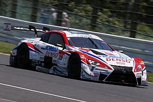 Super GT Race report Buriram Super GT:  Kovalainen, Kobayashi win three-way thriller