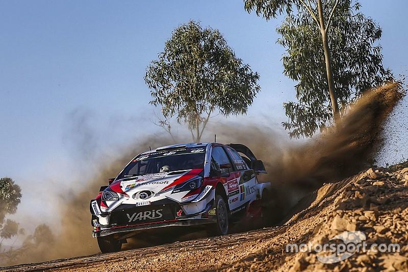 Fotogallery WRC: ecco le foto più belle del Rally del Portogallo 2018