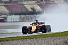 Alonso sets only time of washed-out third test day
