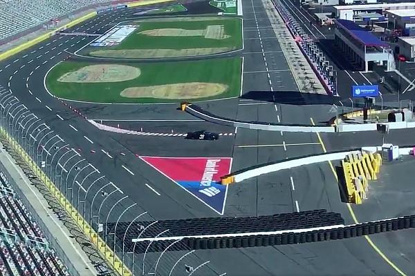 NASCAR Cup VIDEO: Una vuelta al circuito mixto de Charlotte