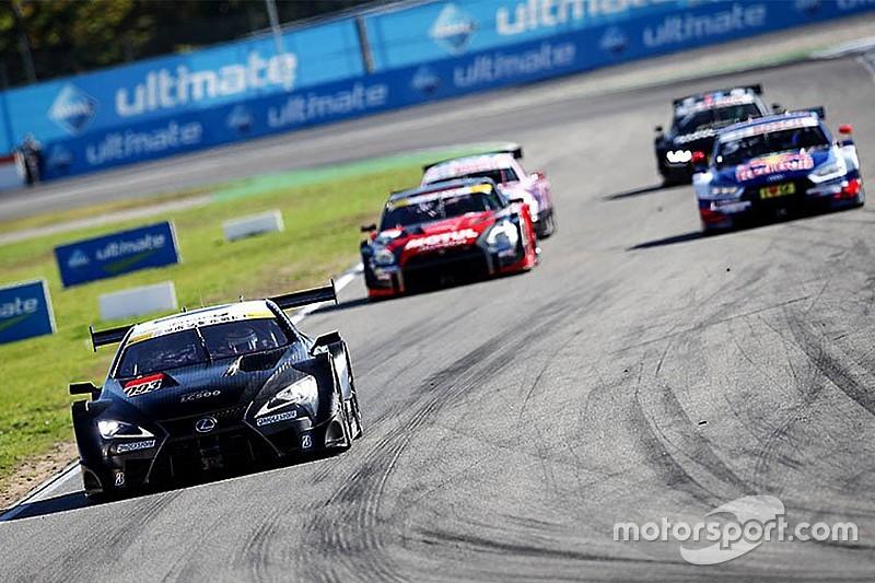 Super-GT-Autos in Hockenheim: Showrun mit Signalwirkung