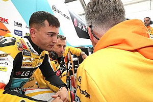 Moto3 Breaking news Moto3 rider Guevara retires from racing