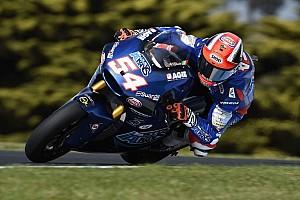 Moto2 Reporte de calificación Pasini vuelve a la pole en Phillip Island