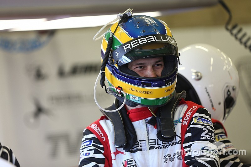 Senna joins 2019 ELMS grid with RLR MSport