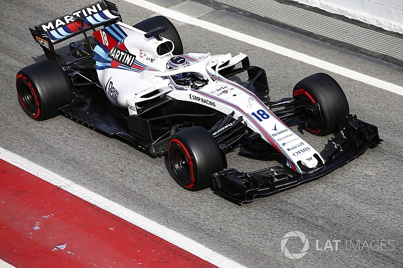 Williams most aggressive by far in Spain tyre picks