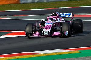 Force India стоїть перед найбільшим викликом - Перес