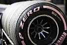 Fórmula 1 Para Mercedes, el hiperblando es un neumático de