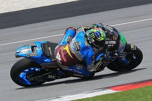 MotoGP Morbidelli confessa emoção no capacete ao ver Rossi na pista