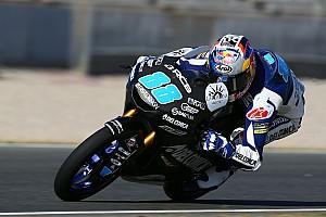 Moto3 Test Test Jerez, Giorno 1: Arbolino ed Antonelli nella scia di Martin