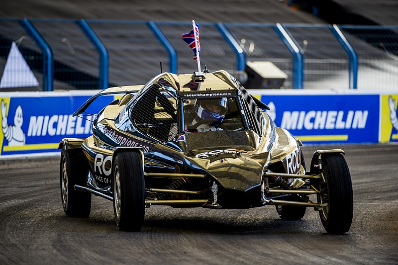 Coulthard bat Solberg et remporte la Race of Champions 2018 !