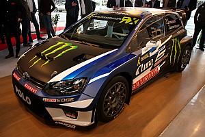 World Rallycross Breaking news Solberg's Volkswagen-backed team unveils 2017 World RX car