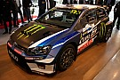 World Rallycross Solberg's Volkswagen-backed team unveils 2017 World RX car