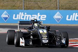 F3-Euro Reporte de la carrera Eriksson retoma el liderato de la F3 con una nueva victoria en Hungría