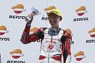 Podium bersejarah Dimas Ekky di CEV Moto2 Barcelona