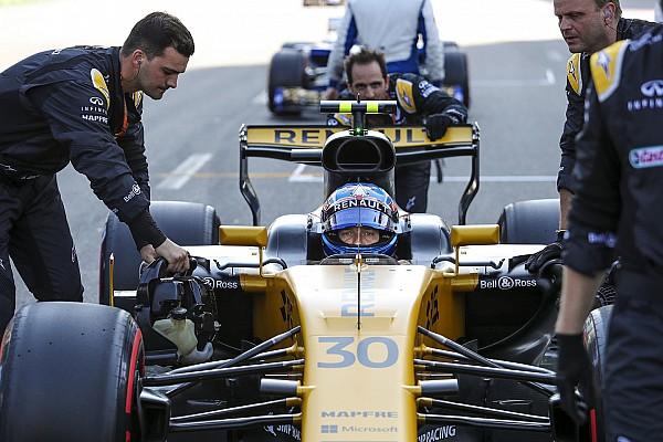 Palmer: F1 weekends
