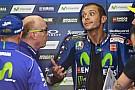 MotoGP Rossi: Quero descobrir se podemos encontrar soluções