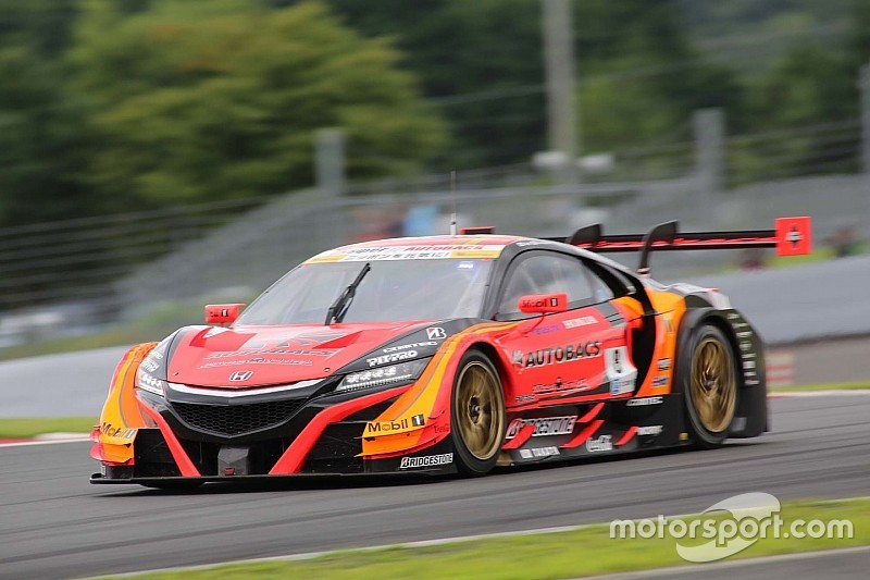 Fuji Super GT: ARTA Honda ends Lexus' winning streak