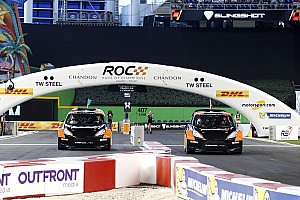 General Race report The World beats US in Ryder Cup-style ROC finale
