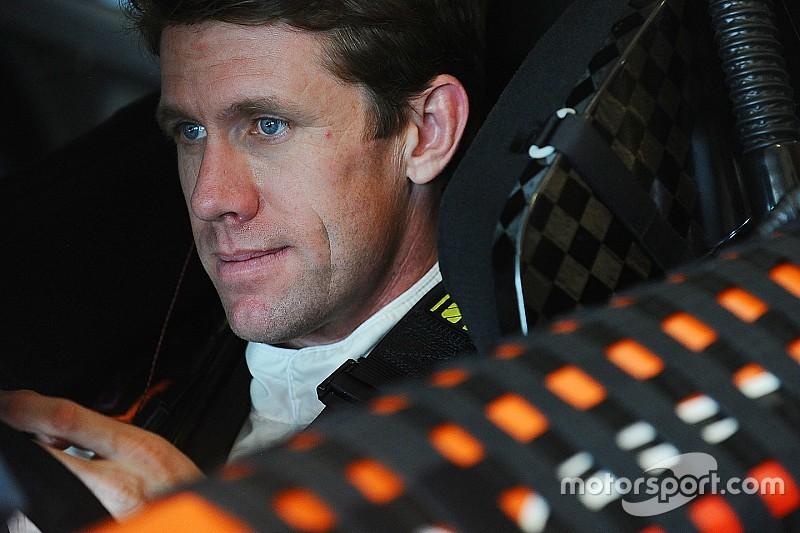 Carl Edwards pensiun dari balapan NASCAR