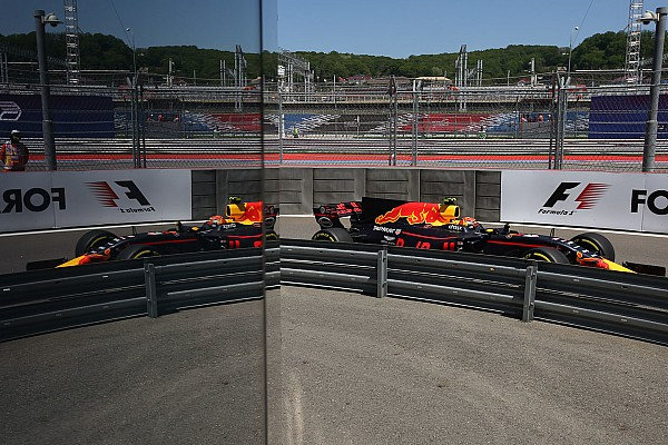 Red Bull İspanya'da, Newey'in tasarımı RB14 şasisine mi geçecek?