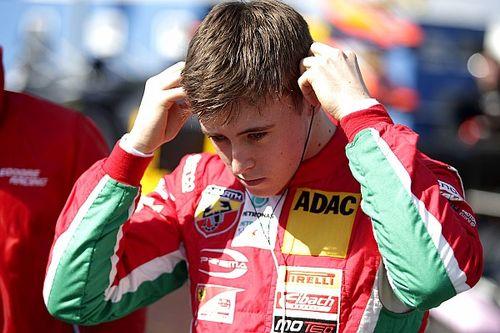آرمسترونغ ناشئ فيراري يُتوّج بلقب الفورمولا 4 الإيطاليّة