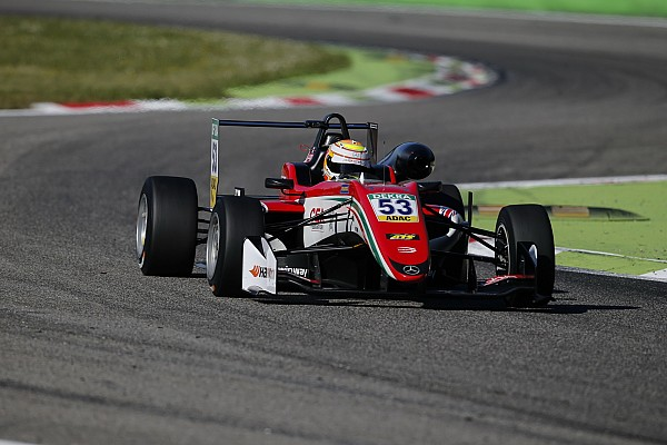 F3-Euro Reporte de la carrera Callum Ilott y Prema ganan la tercera carrera en Monza