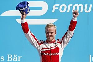 Formule E Raceverslag Formule E Berlijn: Rosenqvist wint eerste race voor Mahindra