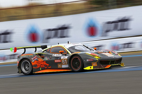 Clearwater aims for FIA WEC