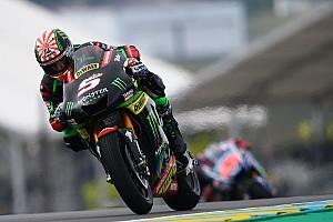 MotoGP Réactions Brillant en qualifications, Zarco a