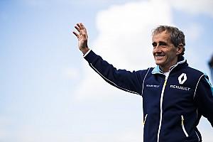 Fórmula E Noticias Alain Prost deja la Fórmula E