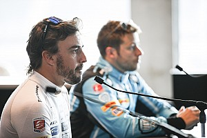 "IndyCar 速報ニュース 【インディ500】マルコ「アロンソは、準備が整っている""ルーキー""だ」"