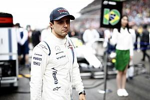 Formel 1 Kolumne F1-Kolumne von Felipe Massa: Rückschlag in Shanghai