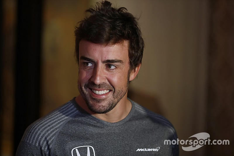 Date set for Alonso's first Indy 500 test