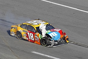 NASCAR Cup Interview Kyle Busch anxious to
