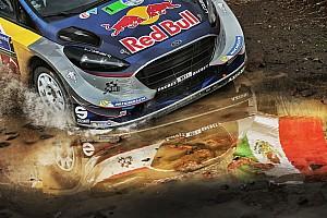 WRC Важливі новини Галерея: магія WRC у серці Мексики
