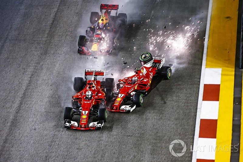 Sebastian Vettel: Singapur und Suzuka tun am meisten weh