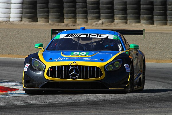 PWC VIR PWC: Skeen/Heckert deliver GT SprintX win for Lone Star