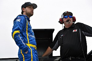 NASCAR Truck Special feature BKR Take on Trucks: Mike Hillman Jr. talks Chase Briscoe's development