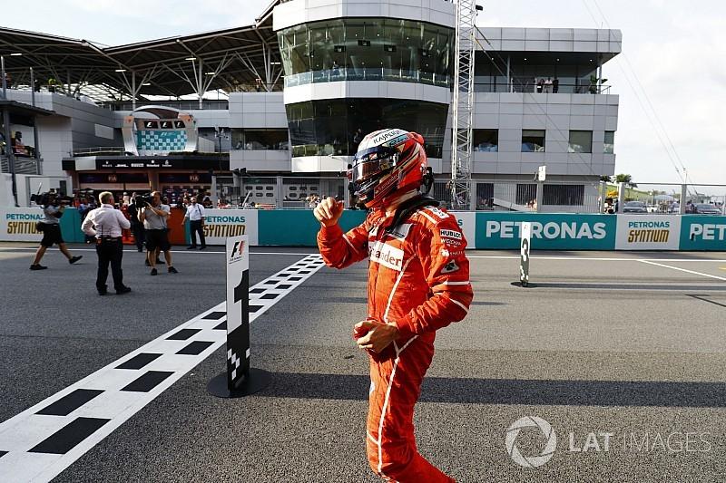 Räikkönen biztos benne, hogy Vettel holnap erősen visszatér