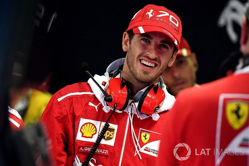 """Giovinazzi: """"Közel voltam az Alfa Romeo versenyzőüléséhez"""""""