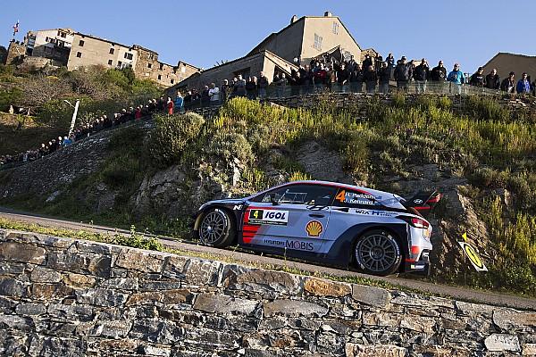 WRC Actualités Nouveauté et endurance au menu du Tour de Corse!