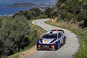 WRC Laporan leg WRC Korsika:  Meeke tersingkir, Neuville ambil alih pimpinan