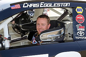 NASCAR Breaking news Eggleston returns to BMR to contend for championship
