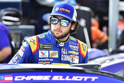 """Chase Elliott says moving to No. 9 was a """"no-brainer"""""""